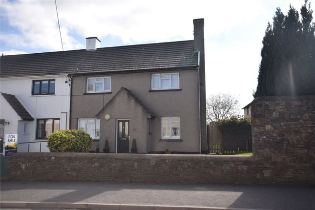 Thumbnail Semi-detached house for sale in Calf Street, Torrington