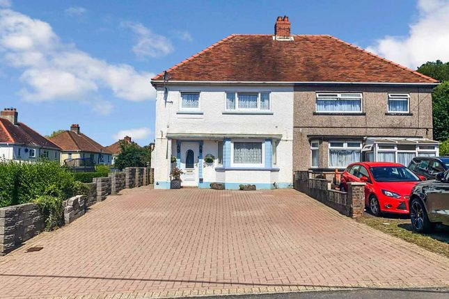 3 bed semi-detached house for sale in Treforis, Ammanford SA18