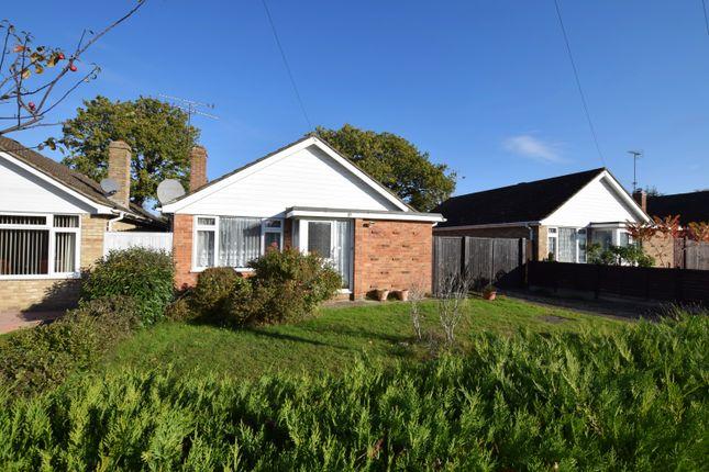 Thumbnail Detached bungalow for sale in Waverley Drive, Ash Vale, Surrey