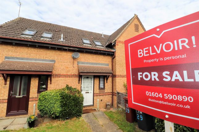 Thumbnail Property for sale in Velocette Way, Northampton