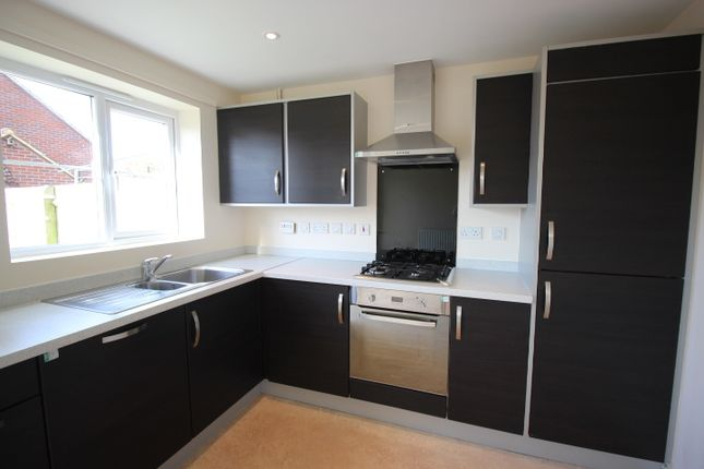 Thumbnail Flat to rent in Fontmell Close, Swindon