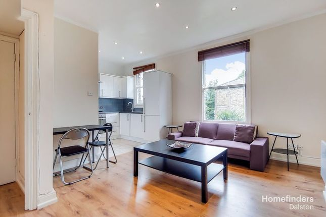 Thumbnail Flat to rent in Downs Park Road, London