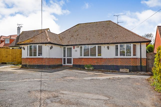 Thumbnail Detached bungalow for sale in Hastings Road, Battle
