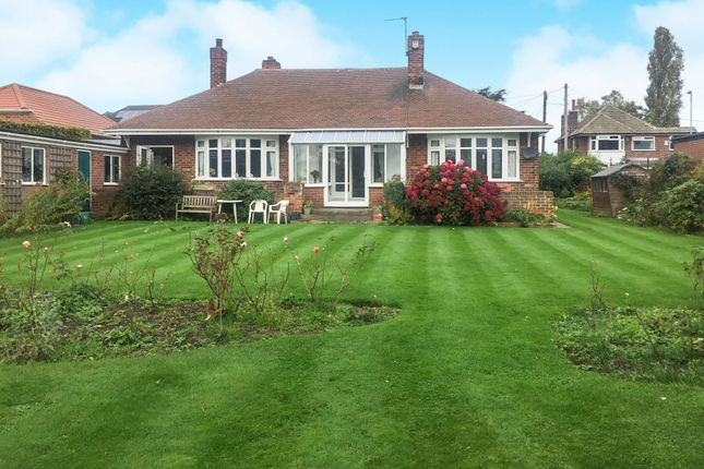 Thumbnail Detached bungalow for sale in Rutland Avenue, Pontefract
