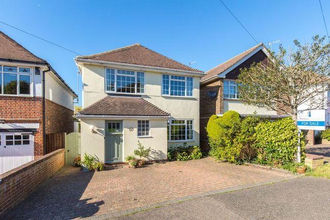 Thumbnail Detached house for sale in Oxen Avenue, Shoreham-By-Sea