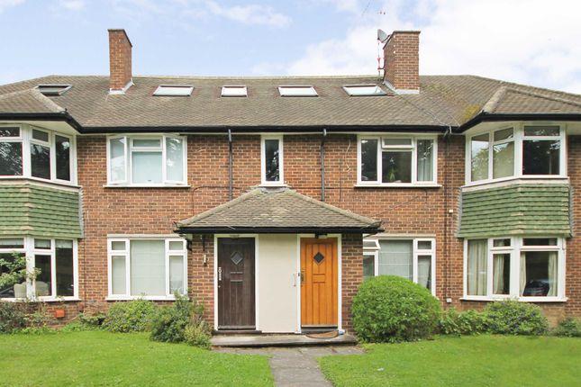 Thumbnail Flat to rent in Haversham Close, Twickenham