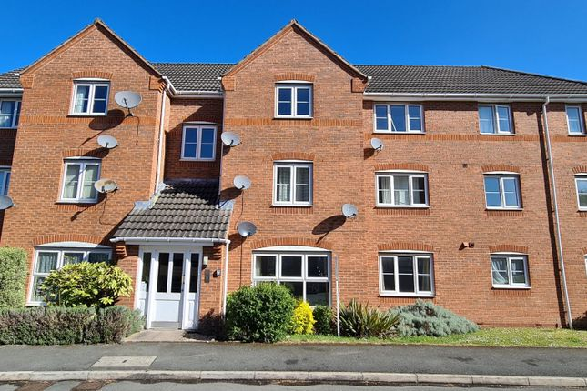 1 bed flat for sale in Firedrake Croft, Stoke, Coventry CV1