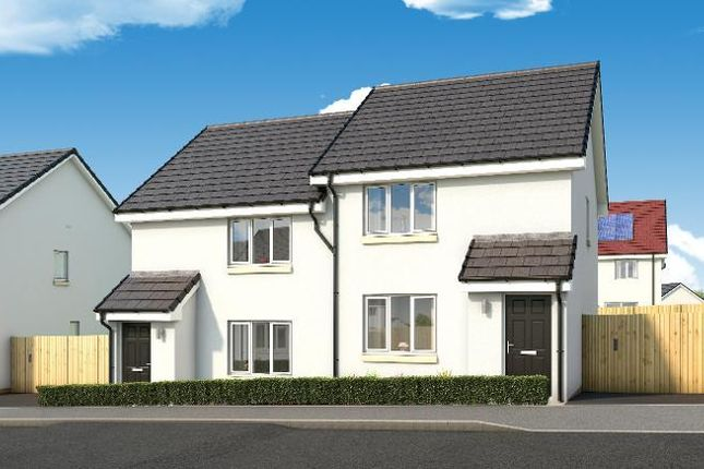 Thumbnail Semi-detached house for sale in The Blair, Early Braes, Barlanark, Glasgow