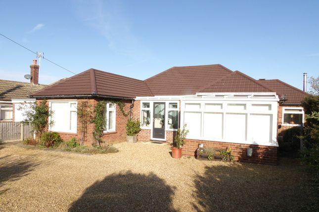 Thumbnail Bungalow for sale in Hunstanton, Norfolk