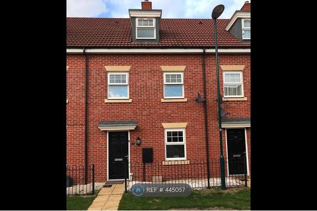 Thumbnail Terraced house to rent in Great Sampsons Field, Welwyn Garden City