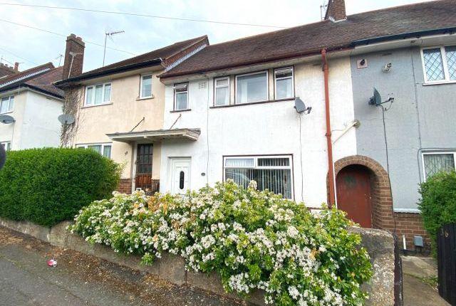 3 bed terraced house for sale in Hastings Road, Kingsthorpe, Northampton NN2