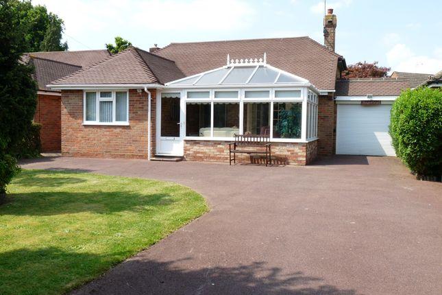 Thumbnail Detached bungalow for sale in Crouch House Road, Edenbridge
