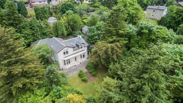 Thumbnail Detached house for sale in Prieston Road, Bridge Of Weir, Renfrewshire