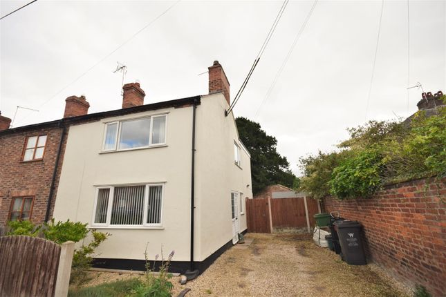 Thumbnail End terrace house for sale in Salop Road, Overton, Wrexham