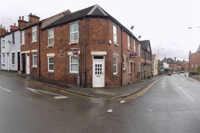 Thumbnail Flat to rent in Ashbourne Road, Leek, Staffordshire