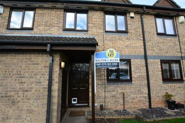 Terraced house to rent in Clarkson Drive, Beeston, Nottingham