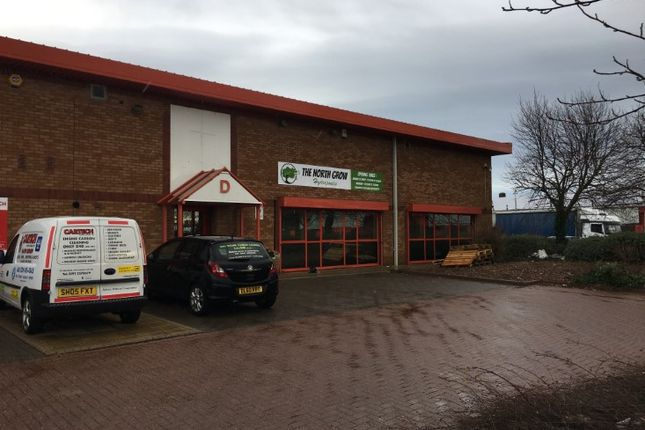 Thumbnail Industrial to let in Oak Road, West Chirton North Industrial Estate, North Shields