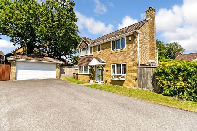 Detached house for sale in Hurricane Drive, Rownhams, Southampton
