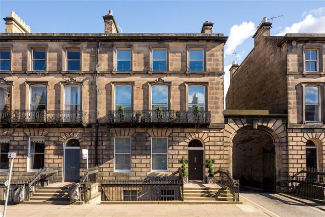 Thumbnail Terraced house for sale in Chester Street, Edinburgh