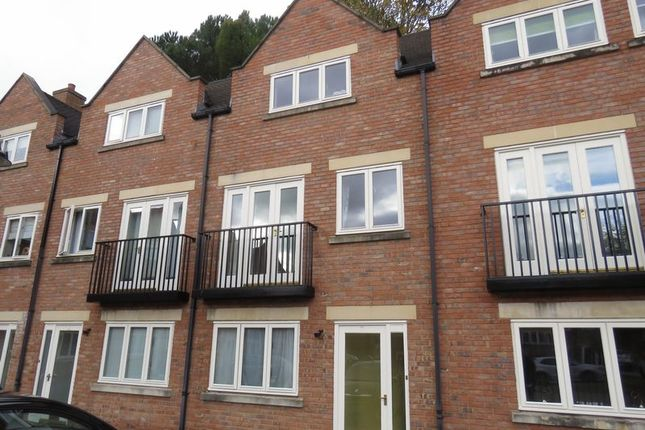 Thumbnail Terraced house for sale in St. Marys Paddock, Wellingborough