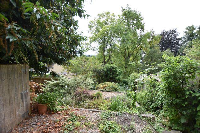 Rear Garden of Leopold Buildings, Bath, Somerset BA1