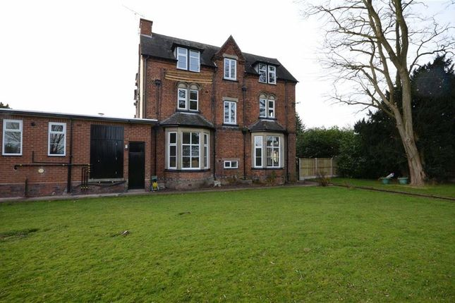 Thumbnail Flat to rent in Stone Road, Eccleshall, Stafford