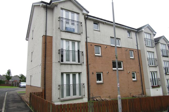 Thumbnail Flat for sale in Mossywood Court, Airdrie