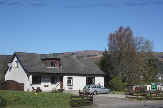 Thumbnail Detached house for sale in Corrie Liath Bed And Breakfast, Fort Augustus, Inverness-Shire