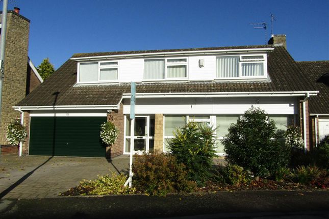 Thumbnail Detached house for sale in Stonecroft, Countesthorpe, Leicester