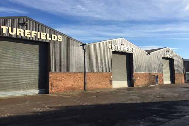 Thumbnail Industrial to let in Pasturefields, Great Haywood, Stafford