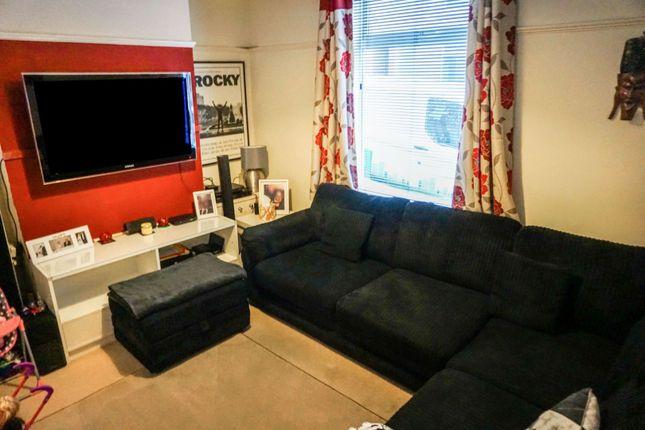 Lounge of Jones Cottages, Victoria Road, Rushden NN10