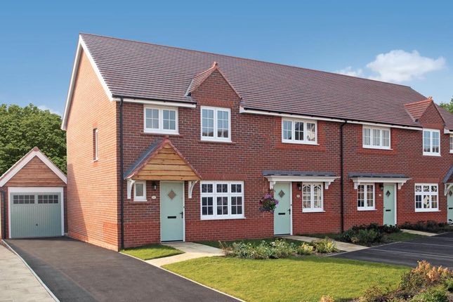 Thumbnail Semi-detached house for sale in Regents Grange, Chester Lane, Saighton, Chester, Cheshire