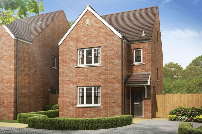 """Thumbnail Detached house for sale in """"The Lumley"""" at Church Hill Terrace, Church Hill, Sherburn In Elmet, Leeds"""