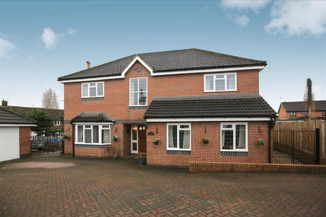 Thumbnail Detached house for sale in New Road, Anderton, Northwich