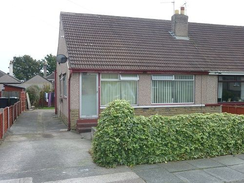 Thumbnail Semi-detached bungalow to rent in Rochester Avenue, Westgate