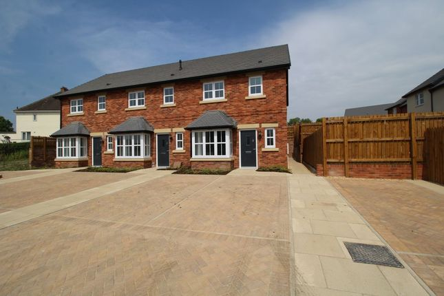Thumbnail Terraced house for sale in Rudchester Close, Dovecote Place, Newcastle Upon Tyne