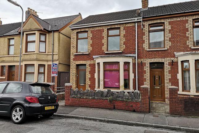 Thumbnail Flat to rent in Gerald Street, Port Talbot, Neath Port Talbot.