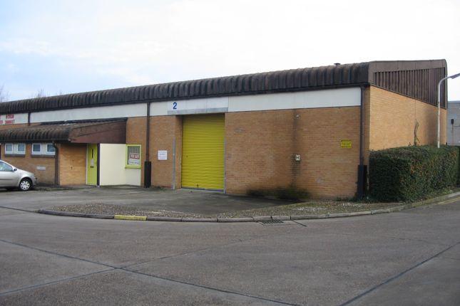 Thumbnail Warehouse for sale in Swinborne Road, Basildon