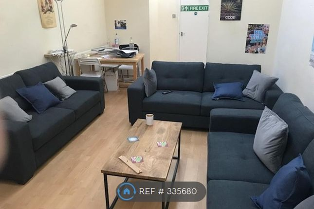 Thumbnail Flat to rent in Crookesmoore, Sheffield