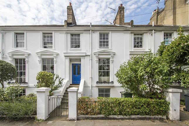 Thumbnail Terraced house for sale in Grafton Square, London
