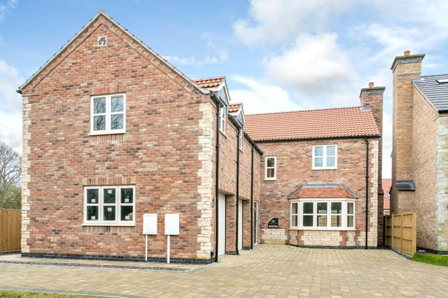 Thumbnail Detached house for sale in Thorne Lane, Scothern