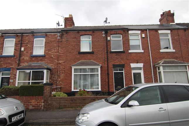 3 bed terraced house to rent in Edward Street, Gilesgate, Durham DH1