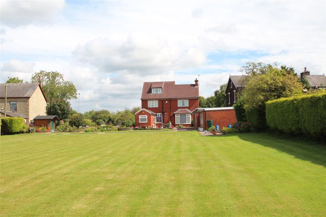 Thumbnail Detached house for sale in Rochdale Road, Milnrow, Rochdale, Greater Manchester