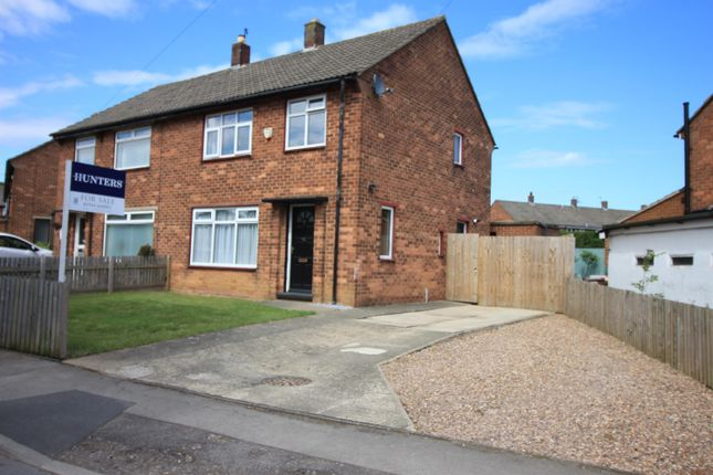 Thumbnail Semi-detached house for sale in Weston Drive, Otley