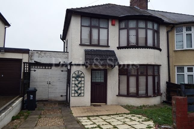 Thumbnail Semi-detached house to rent in Lyndhurst Avenue, Newport, Newport.