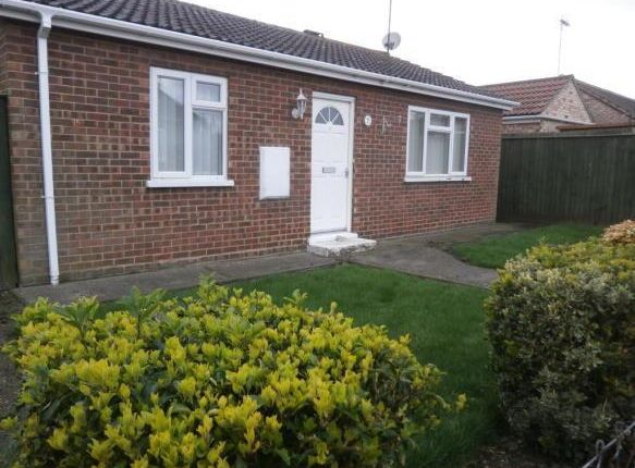Thumbnail Detached bungalow to rent in Beechwood Road, Wisbech