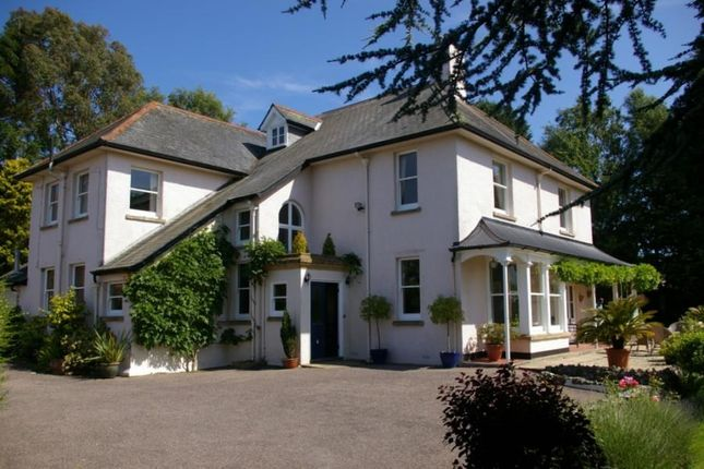 Thumbnail Detached house for sale in Milltown Lane, Sidmouth, East Devon