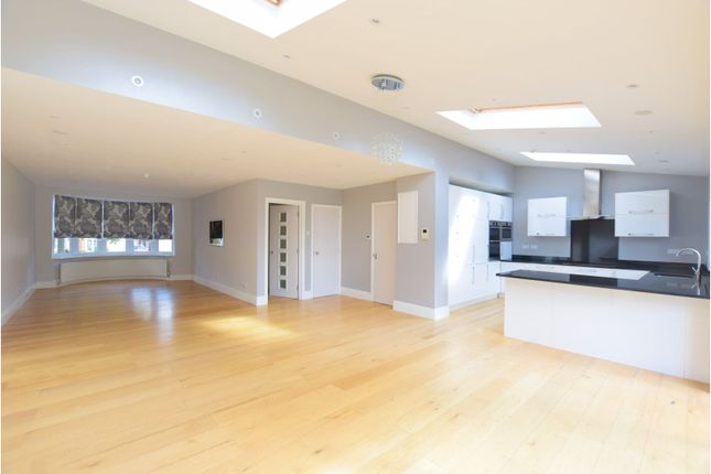 Thumbnail Semi-detached house for sale in Leyfield, Worcester Park