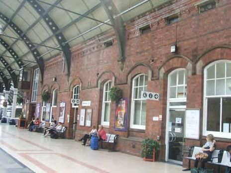 Thumbnail Office to let in Darlington Railway Station, First Floor Offices, Station Buildings, Darlington, County Durham