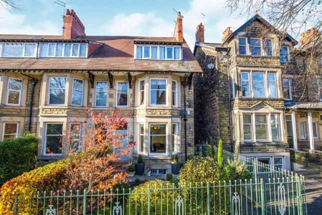 Thumbnail End terrace house for sale in Dragon Parade, Harrogate, North Yorkshire